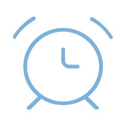 Datum, čas a budík