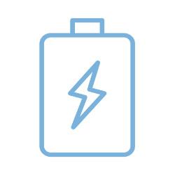 Výdrž baterie až 100 hodin