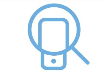 Vyhledání telefonu a dálkové ovládání fotoaparátu