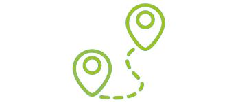 Propojená GPS