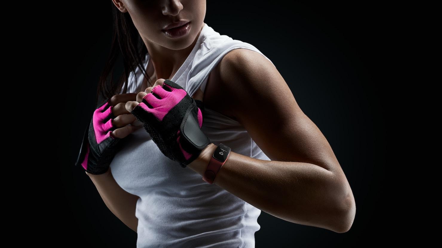 Fitness trenér na zápěstí