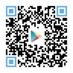QR kód mobilní aplikace WatchY Google Play