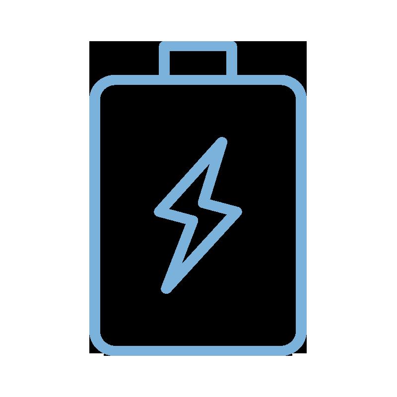 ikona baterie