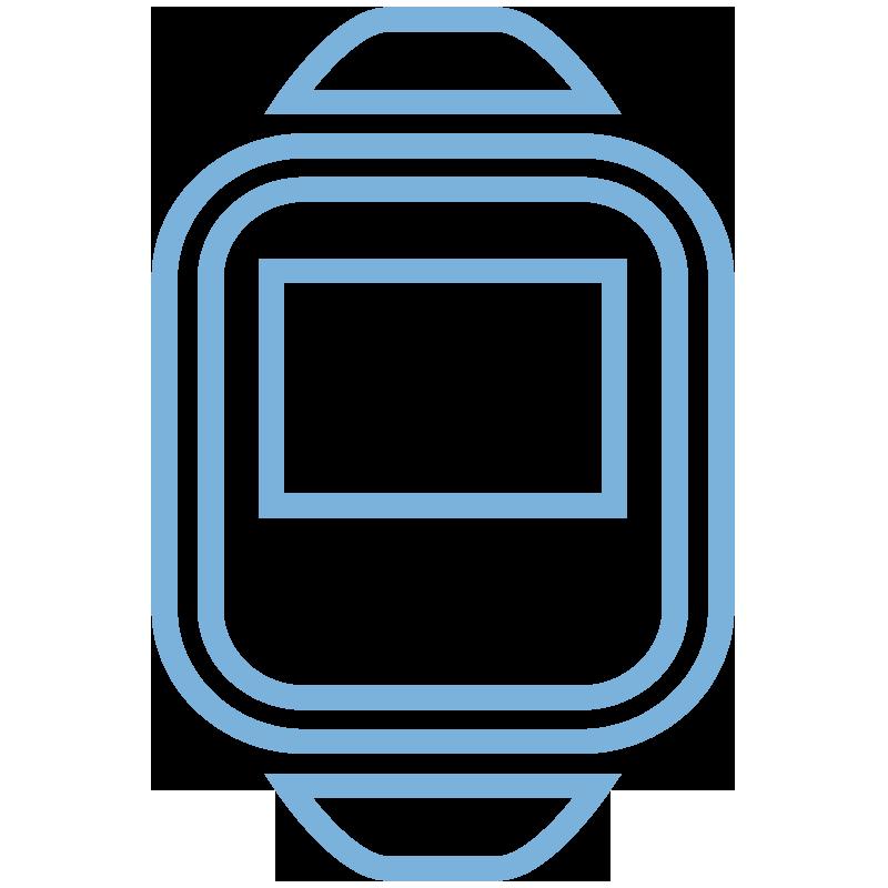 ikona displej