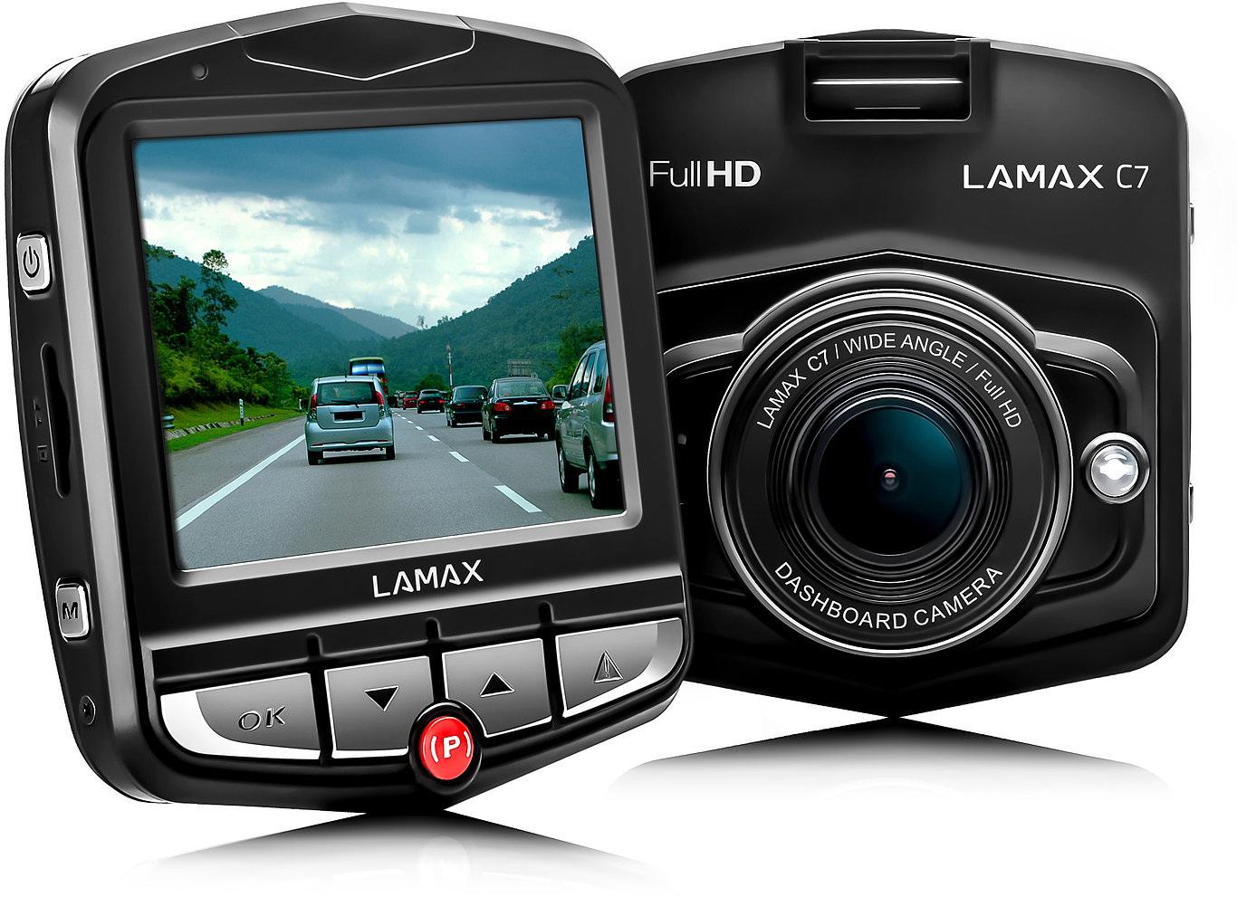 LAMAX C7 - It will surprise you in every aspect