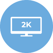 2K Resolution