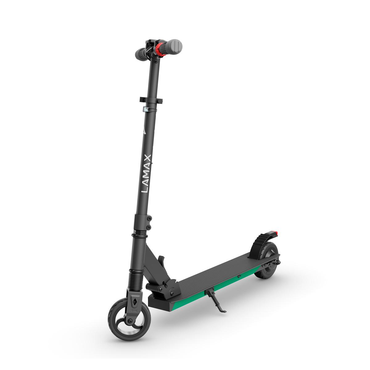 LAMAX E-scooter S5000 - Z každé cesty udělá zábavu