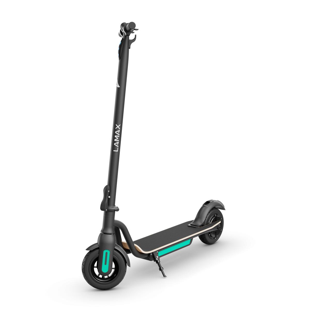 LAMAX E-scooter S7500 - Omiń korki i zabaw się!