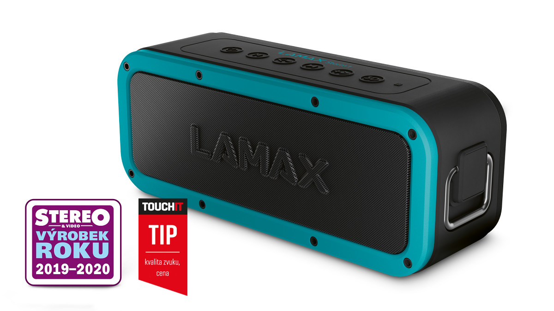 LAMAX Storm1 – Překřičí všechny ostatní