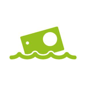 Waterproof body