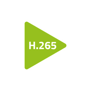Latest H.265 codec