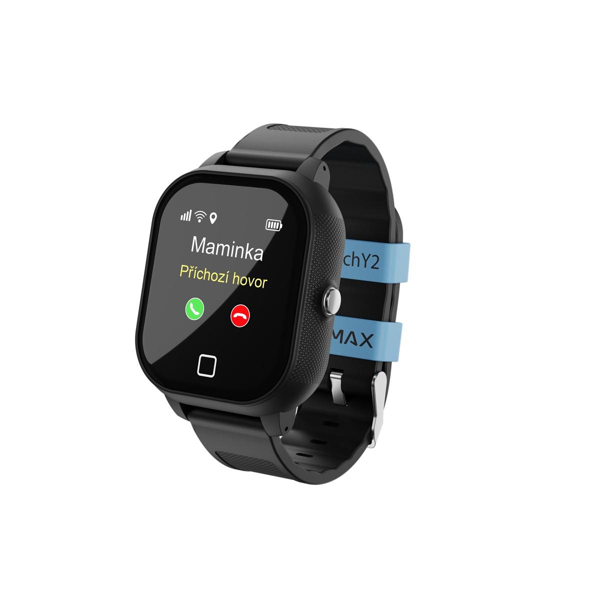 LAMAX WatchY2 – Dětské SmartWatch s GPS…protože děti jsou to nejcennější