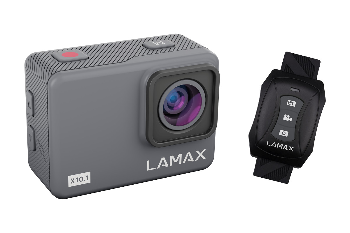 LAMAX X10.1 – Capture your life in the highest quality