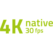 4K při 30 snímcích