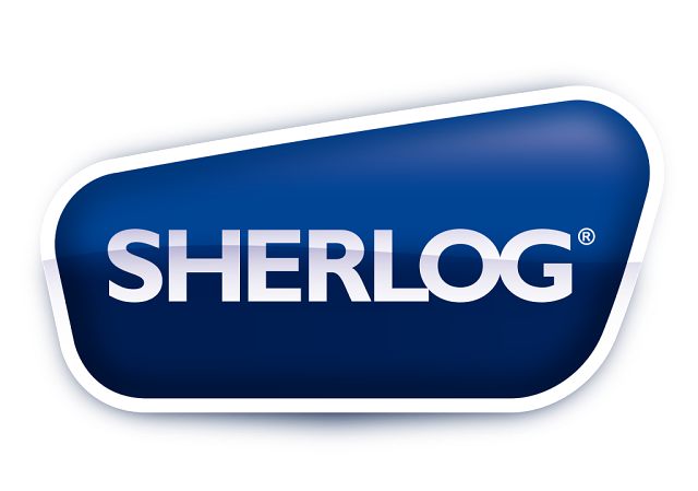Sherlog logo